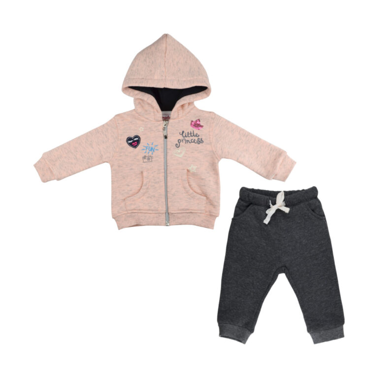 Outdoor set for baby girl