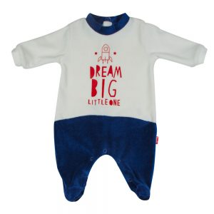 Dream Velvet Newborn bodysuit